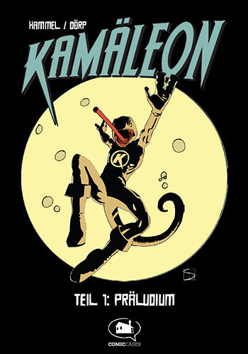 Kamäleon Comic Cover